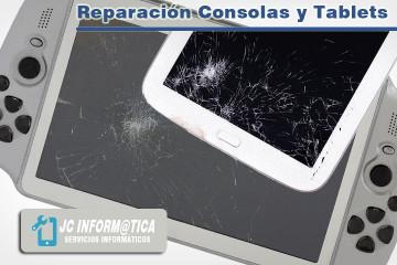 Reparación de Consolas